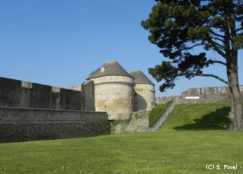 Chateau, Brest